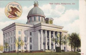State Capitol Montgomery Alabama