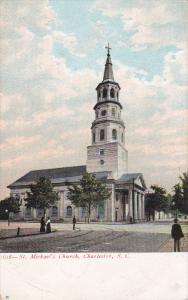 St. Michael's Church, Charleston, South Carolina, 00-10s
