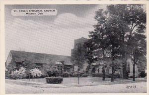 Saint Paul's Episcopal Church Mounee Ohio Dexter Press