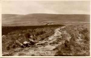 UK - England, Path to T'withins    *RPPC