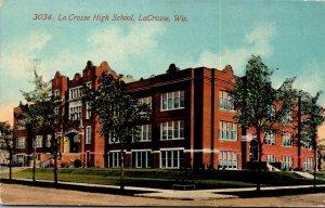 Wisconsin La Crosse High School 1912