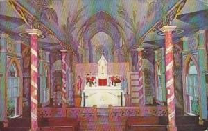 Hawaii Honolulu Saint Benedicts Catholic Church 1973