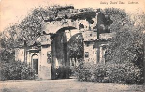 Luknow India Bailey Guard Gate Luknow Bailey Guard Gate