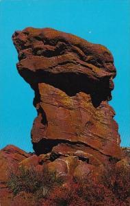 Colorado Denver Mushroom Rock Garden Of The Gods