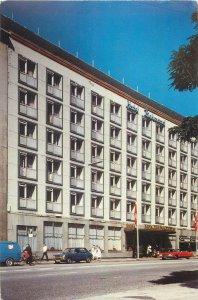 Postcard Hotel Restaurants Hotel Bismark