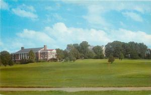 Orange Virginia~Woodberry Forest School~Athletic Field~1960s Postcard