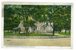 West Chester, Pennsylvania to Chicago, Illinois Washington's Headquarters