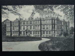 Wiltshire LONGLEAT HOUSE - Old Postcard by R. Wilkinson & Co.