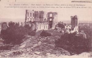 France Arles Les Ruines de l'Abbaye