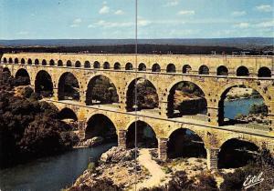 France En PAys Romain, Le Pont du Gard, aqueduc
