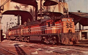 Trains - New Haven #303 Electric Locomotive (audio visual series)