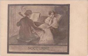 Lou Mayer Nocturne 1909