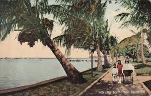 Florida Palm Beach On Lake Worth