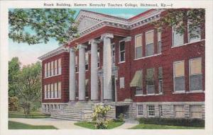 Kentucky Richmond Roark Building Eastern Kentucky Teachers College