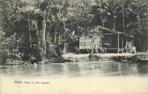 brazil, PARA, Sitio no Rio Guamo, Native Children (1899)