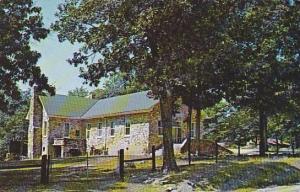 Shannondale Community House, Gladden, Missouri, 40-60s