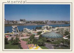 MONTREAL , Quebec , Canada , 1980s ; Aquaparc et Aquarium