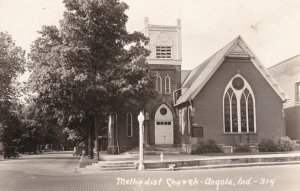 RP: ANGOLA , Indiana , 30-40s ; Methodist Church