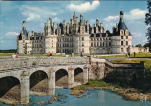 France Chambord Les Chateaux De La Loire