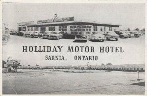 SARNIA, Ontario, Canada, 1930-40s ; Holliday Motor Hotel