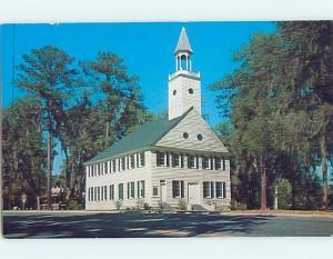 Unused Pre-1980 CHURCH SCENE Savannah And Brunswick Georgia GA hs6962-12