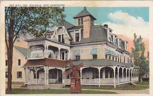 Red Mill Inn, Walpole, New Hampshire, 00-10s