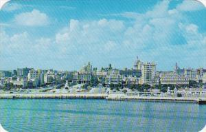 Cuba Habana General View From Morro Castle