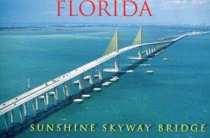 FLORIDA - Sunshine Skyway Bridge