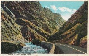 Ogden , Utah , 1910s ; Ogden Canyon