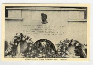 Muller Monument,Graasten,Denmark 1910-20s