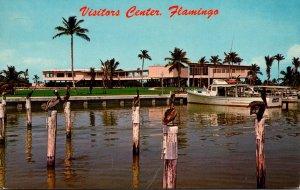 Florida Everglades National Park The Visitors Center 1968