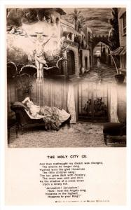 8965   The Holy City  Bamforth & Co. 2 0f 3