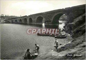 Postcard Modern Porto Torres Ponte Romano