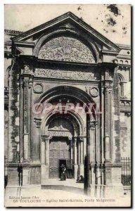 Toulouse - Saint Sernin Church - Old Postcard