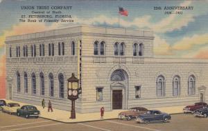 Union Trust Company, ST. PETERSBURG, Florida, 1930-1940s