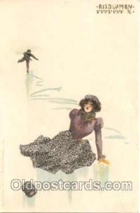 Artist Signed Raphael Kirchner (AUS) Postcard Post Card  Artist Signed Raphae...
