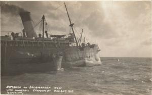 RP; BOMBALA Shipwreck , Salamander Reef , Australia , 1919