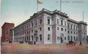 Post Office , SAN FRANCISCO , California , PU-1915