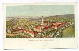 Cistercienserstift Zwettl, N.-O., Austria , PU-1936