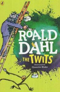 Roald Dahl The Twits 2016 Book Postcard