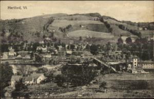 Hartford VT General View c1910 Postcard #1