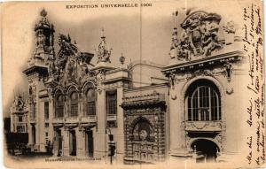 CPA PARIS EXPO 1900 - Manufactures Nationales (307185)
