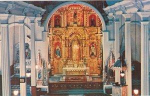 Golden Altar , PANAMA CITY , Panama , 1950s