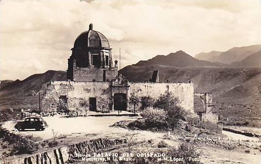 RP, Palacio Del Obispado, Monterrey, Nuevo Leon, Mexico, 1930-1950s