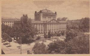 Sveucilisna Knjiznica, Zagreb, Republic Of Croatia, PU-1953