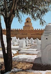 Tunisia Kairouan partial view