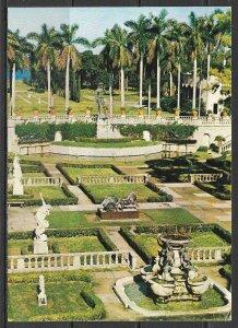 Florida, Sarasota - Ringling Museum Courtyard - [FL-278X]