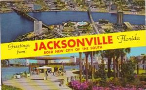 Florida Jacksonville Greetings From