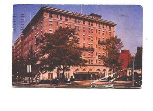 Carlyle Hotel, Union Plaza Square, Washington, DC, Used 1955
