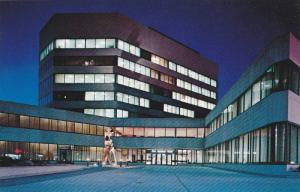 Exterior,  First American Center,  Wausau,  Wisconsin,  40-60s